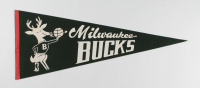 Vintage 1970's Bucks Full-Size Pennant at PristineAuction.com