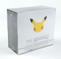 Pokemon TCG: Celebrations Elite Trainer Box with (9) Booster Packs at PristineAuction.com