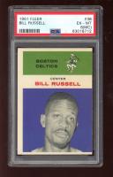 Bill Russell 1961-62 Fleer #38 (PSA 6) (MC) at PristineAuction.com