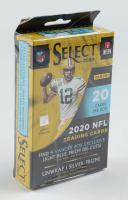 2020 Panini Select Football Hanger Box With (20) Cards at PristineAuction.com