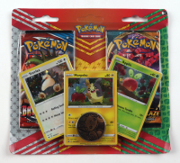 Pokemon TCG: Blister with (2) Packs at PristineAuction.com