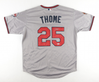 Jim Thome Signed Twins Jersey (Beckett COA) at PristineAuction.com