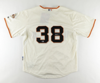Brian Wilson Signed Giants Jersey (Beckett COA) at PristineAuction.com