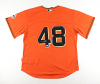 Pablo Sandoval Signed Giants Jersey (Beckett COA) at PristineAuction.com
