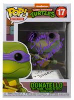 "Barry Gordon Signed ""Teenage Mutant Ninja Turtles"" #17 Donatello Funko Pop! Vinyl Figure Inscribed ""Donatello"" (JSA COA) at PristineAuction.com"