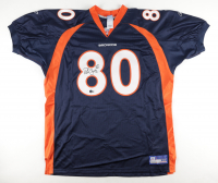 Rod Smith Signed Broncos Jersey (Beckett COA) at PristineAuction.com