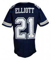 Ezekiel Elliott Signed Jersey (Beckett COA) at PristineAuction.com