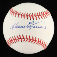 Harmon Killebrew Signed OAL Baseball (Beckett COA) at PristineAuction.com