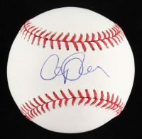 Cliff Lee Signed OML Baseball (Beckett COA) at PristineAuction.com