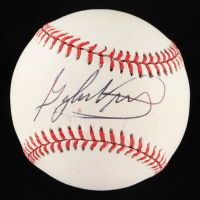 Gaylord Perry Signed OAL Baseball (Beckett COA) at PristineAuction.com