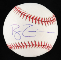 Ryan Zimmerman Signed OML Baseball (Beckett COA) at PristineAuction.com