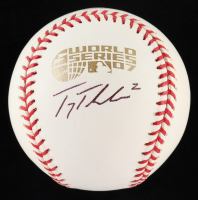 Troy Tulowitzki Signed 2007 World Series Baseball (Beckett COA) at PristineAuction.com