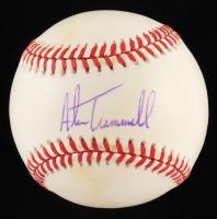 Alan Trammell Signed OAL Baseball (Beckett COA) at PristineAuction.com
