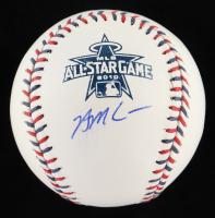 Brian McCann Signed 2010 All-Star Game Baseball (Beckett COA) at PristineAuction.com
