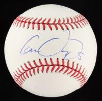 Carlos Gonzalez Signed OML Baseball (Beckett COA) at PristineAuction.com