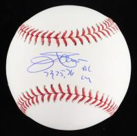 "Jim Palmer Signed OML Baseball Inscribed ""73, 75, 76 AL CY"" (Steiner COA) at PristineAuction.com"