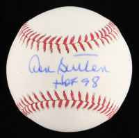 "Don Sutton Signed OML Baseball Inscribed ""HOF 98"" (Steiner COA) at PristineAuction.com"