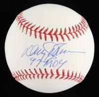 "Davey Johnson Signed OML Baseball Inscribed ""97 MOY"" (Steiner COA) at PristineAuction.com"