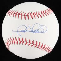 Gary Sheffield Signed OML Baseball (Steiner COA) at PristineAuction.com