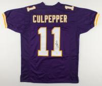 Daunte Culpepper Signed Jersey (JSA COA) at PristineAuction.com