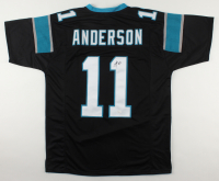 Robby Anderson Signed Jersey (JSA COA) at PristineAuction.com