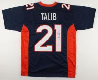 Aqib Talib Signed Jersey (JSA Hologram) at PristineAuction.com