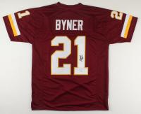 Earnest Byner Signed Jersey (JSA COA) at PristineAuction.com