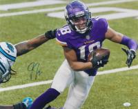 Justin Jefferson Signed Vikings 16x20 Photo (JSA COA) at PristineAuction.com