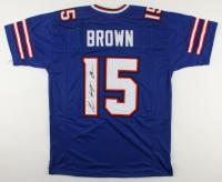 John Brown Signed Jersey (JSA COA) at PristineAuction.com