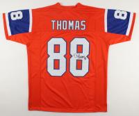 Demaryius Thomas Signed Jersey (JSA COA) at PristineAuction.com