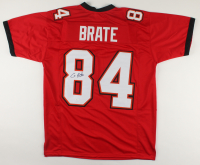 Cameron Brate Signed Jersey (JSA COA) at PristineAuction.com