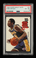 Kobe Bryant 1998-99 Hoops Shout Outs #21 (PSA 6) at PristineAuction.com