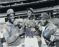 Doc Gooden, Darryl Strawberry & Mike Tyson Signed Mets 16x20 Photo (JSA COA) at PristineAuction.com