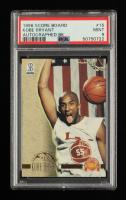 Kobe Bryant 1996 Score Board Autographed BK #15 RC (PSA 9) at PristineAuction.com