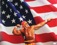 Hulk Hogan Signed 16x20 Photo (JSA COA) at PristineAuction.com