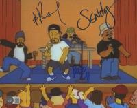 "Sen Dog, B-Real & Eric ""Bobo"" Correa Signed Cypress Hill 8x10 Photo (Beckett LOA) at PristineAuction.com"