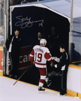 Steve Yzerman Signed Red Wings 16x20 Photo (JSA COA) at PristineAuction.com