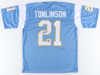 LaDainian Tomlinson Signed Jersey (Beckett Hologram) at PristineAuction.com