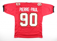 Jason Pierre-Paul Signed Jersey (Beckett COA) at PristineAuction.com