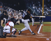 Mike Piazza Signed Mets 16x20 Photo (PSA COA) at PristineAuction.com