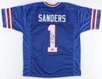 Emmanuel Sanders Signed Jersey (Beckett Hologram) at PristineAuction.com