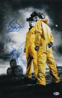 """Breaking Bad"" 12x18 Photo Signed by (4) with Bryan Cranston, Giancarlo Esposito, Raymond Cruz & Steve Baur (Beckett LOA) at PristineAuction.com"