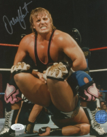 Owen Hart Signed WWF 8x10 Photo (JSA COA) at PristineAuction.com