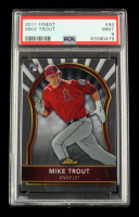 Mike Trout 2011 Topps Finest #94 RC (PSA 9) at PristineAuction.com