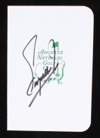 Fuzzy Zoeller Signed Augusta National Masters Score Card (JSA COA) at PristineAuction.com