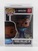 Bubba Wallace Signed #11 NASCAR Funko Pop! Vinyl Figure (JSA Hologram) (See Description) at PristineAuction.com