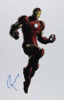 "Robert Downey Jr. Signed ""Iron Man"" 11x17 Photo  (ACOA LOA) at PristineAuction.com"