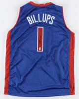 Chauncey Billups Signed Jersey (JSA COA) at PristineAuction.com