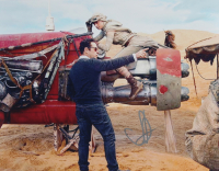 "J.J. Abrams Signed ""Star Wars Episode VII: The Force Awakens"" 11x14 Photo (ACOA Hologram) at PristineAuction.com"
