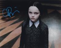 """Christina Ricci Signed """"Adam's Family"""" 11x14 Photo (ACOA COA) at PristineAuction.com"""